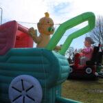Geboorte kinderwagen